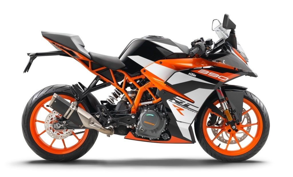 KTM RC 390 R Limited Edition