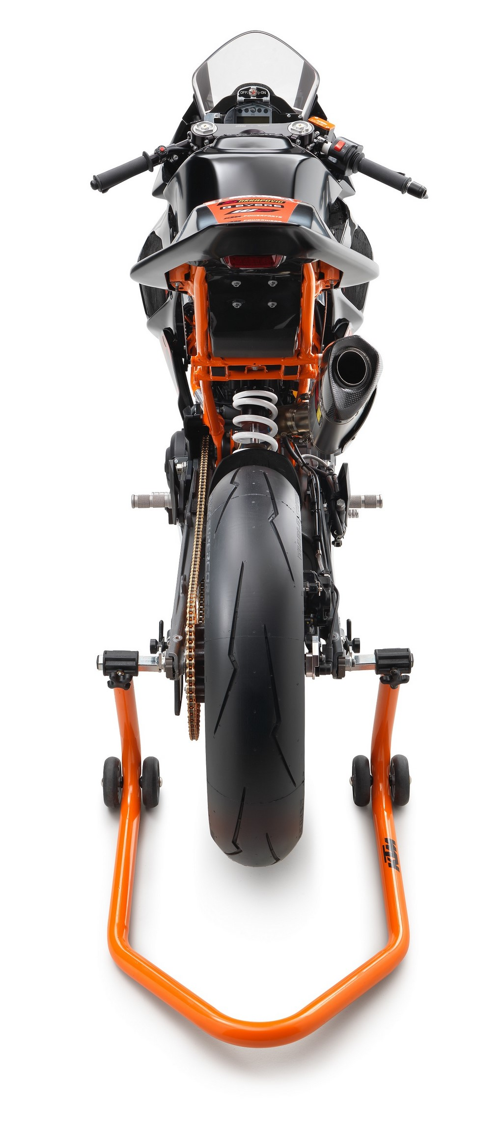 KTM RC 390 R SSP300 Kit Rear
