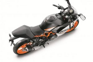 KTM RC 390 Ride By Wire