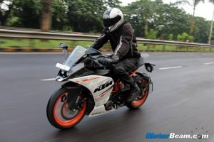 KTM RC 390 Road Test