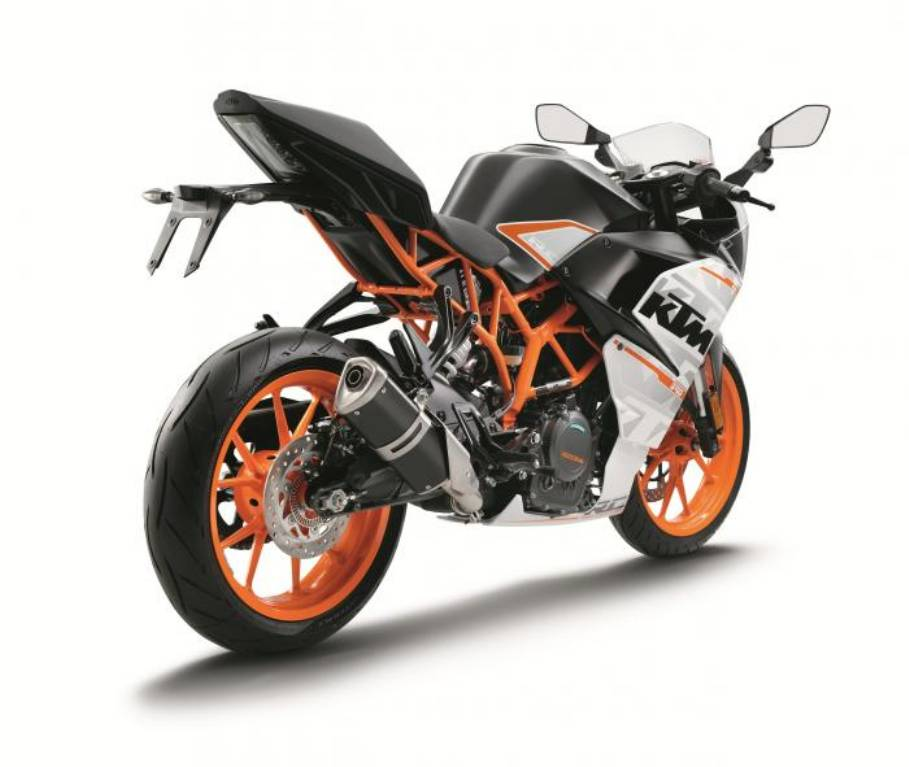 KTM RC 390 Slipper Clutch