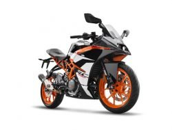 KTM RC 390 Specifications