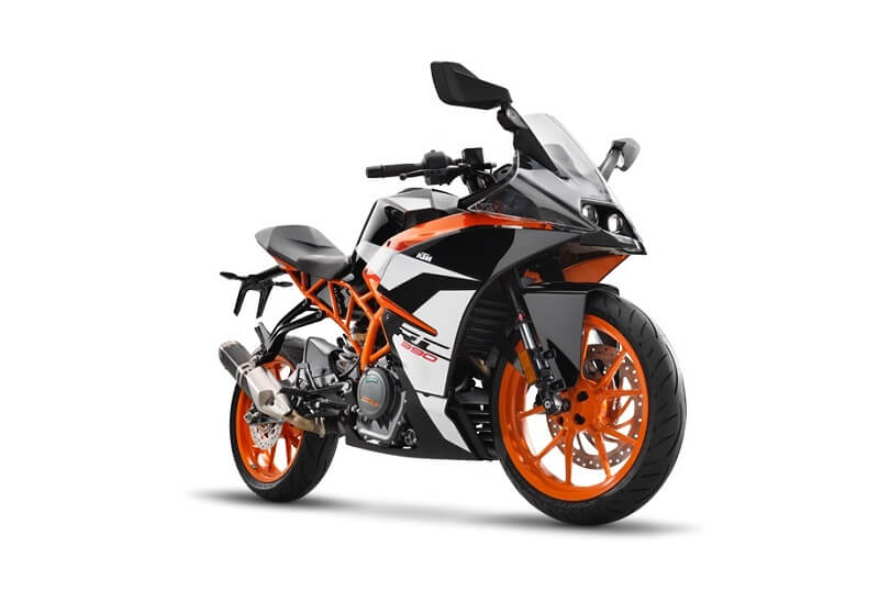 ktm rc 390 price review mileage features specifications