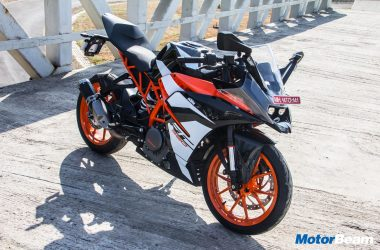 Made In India KTM RC 390 Unveiled In The US