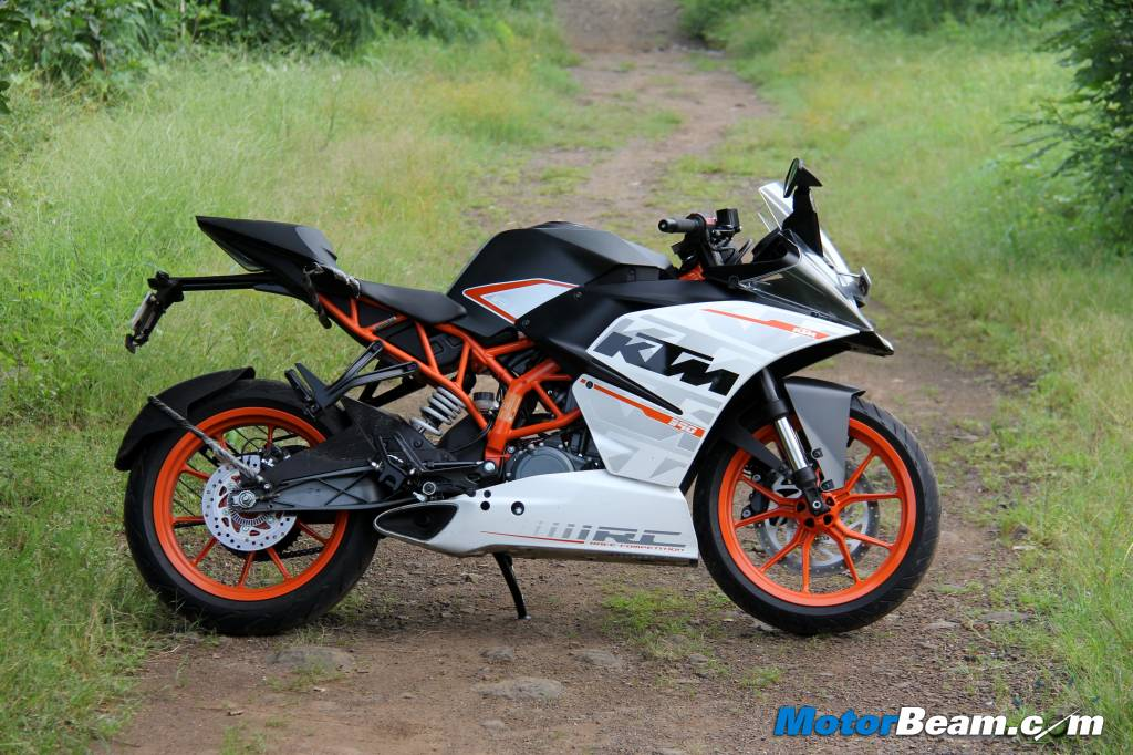 KTM RC 390 Test Drive Review