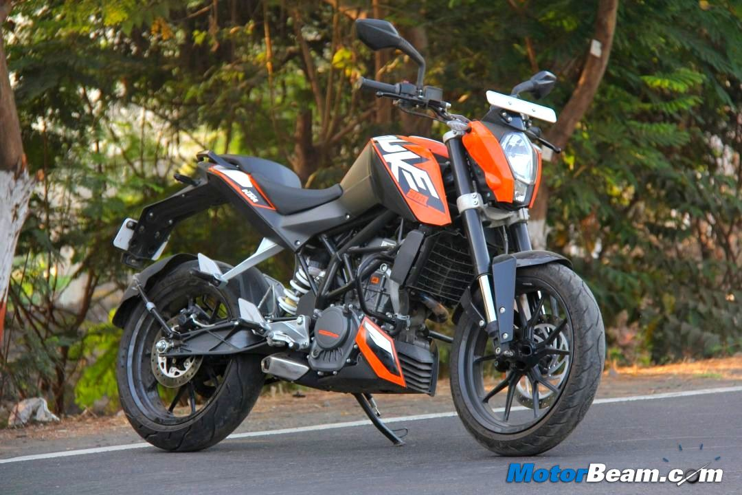 KTM Duke 200 Road Test
