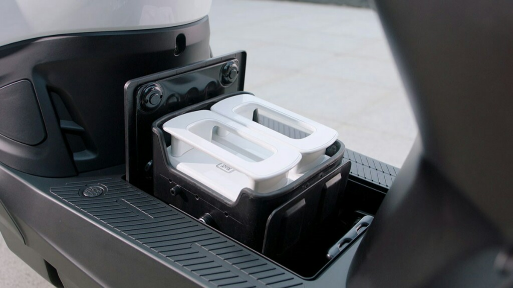 KYMCO Ionex Electric Scooter Battery
