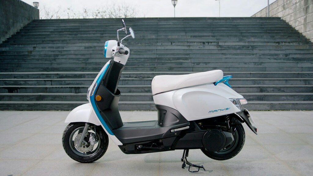KYMCO Ionex Scooter Specifications