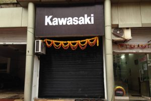 Kawasaki Nerul Showroom