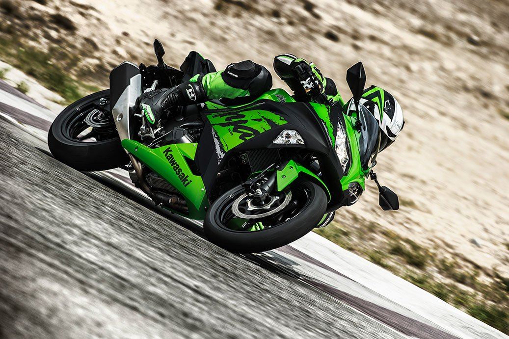 Kawasaki Ninja 300 Discontinued In India