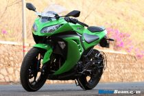 Kawasaki Ninja 300 Test Ride Review