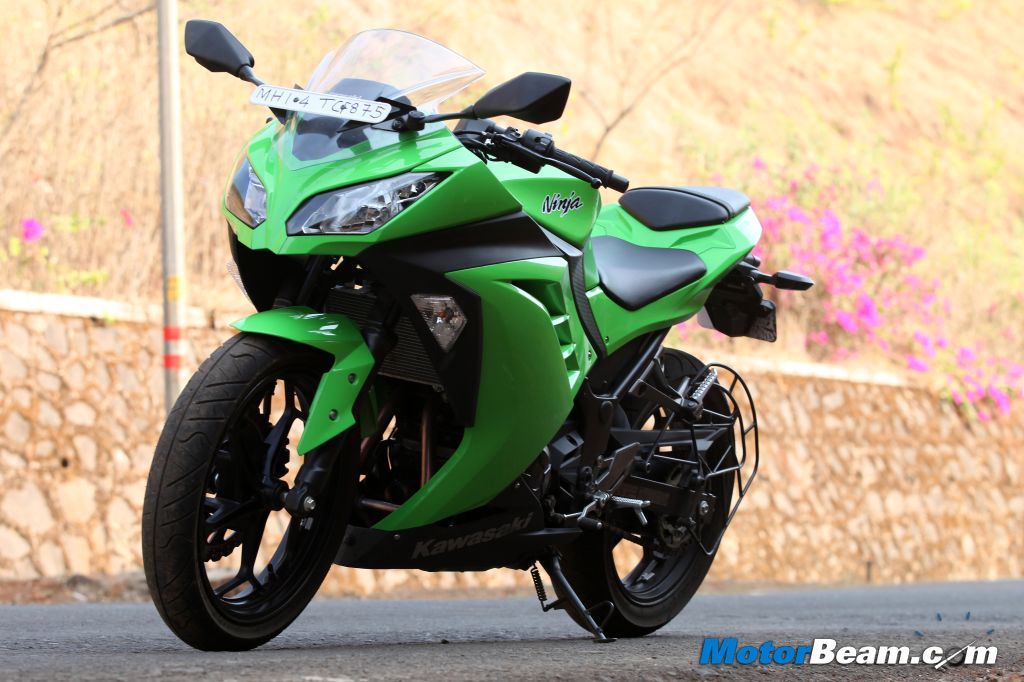 Kawasaki Recalls Ninja 300 For ABS Malfunction
