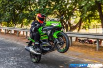 Kawasaki Ninja 400 Test Ride Review