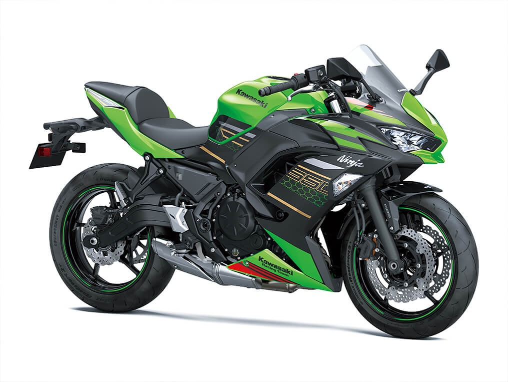 Kawasaki Ninja 650 BS6 Launched, Priced From Rs. 6.45 Lakhs
