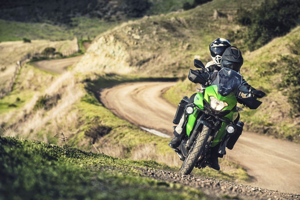 Kawasaki Versys-X 300 Wallpaper