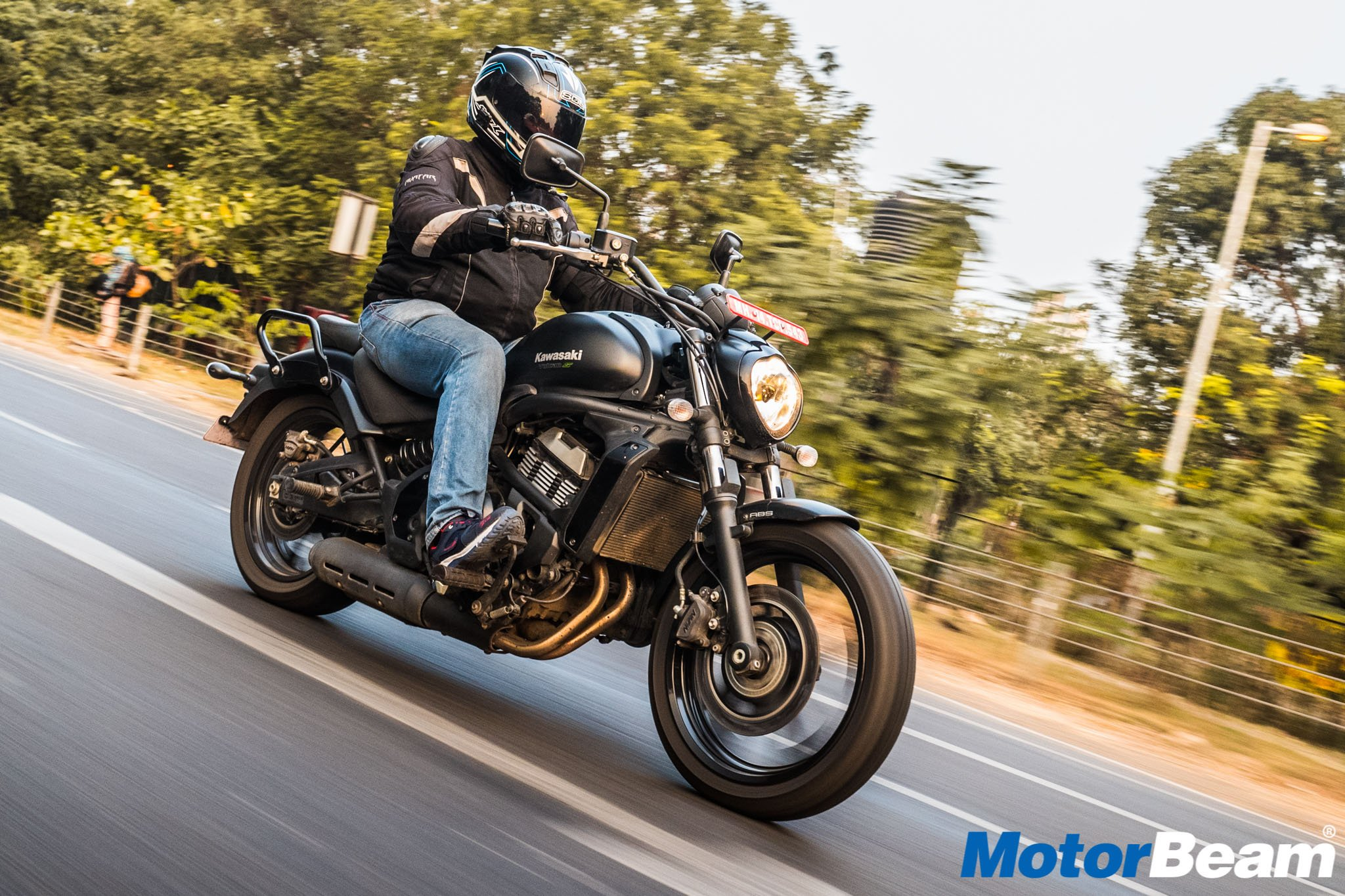 Kawasaki Vulcan S Hindi Video