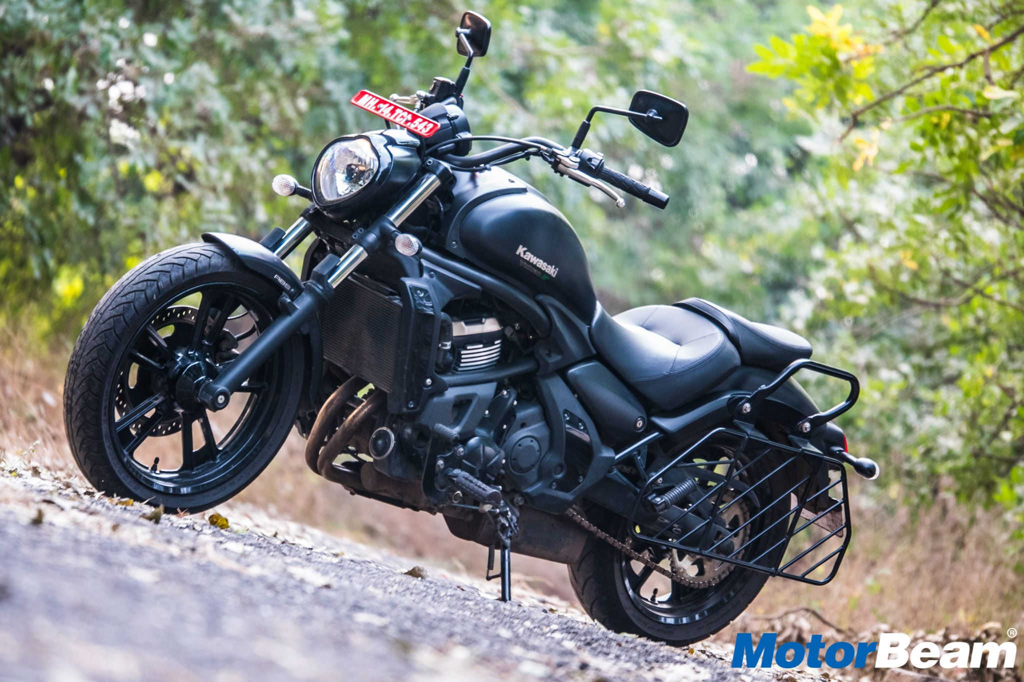 Kawasaki Vulcan S Test Review