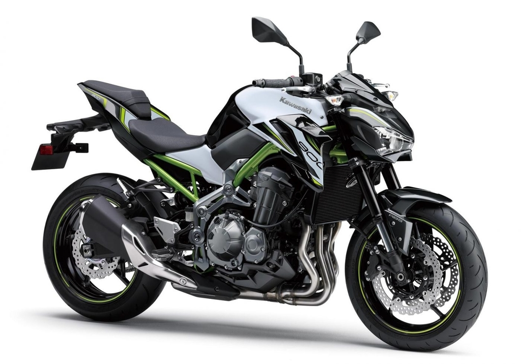 2020 Kawasaki Z900 BS6 Launched, Priced From Rs. 8.50 Lakhs