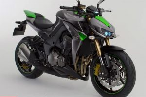 Kawasaki Launches Z1000 Special Edition In Europe