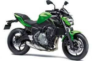 Kawasaki Z650 Review