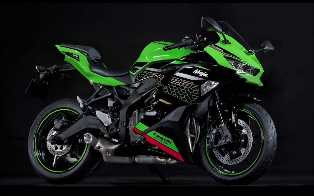 Kawasaki ZX-25R Revealed
