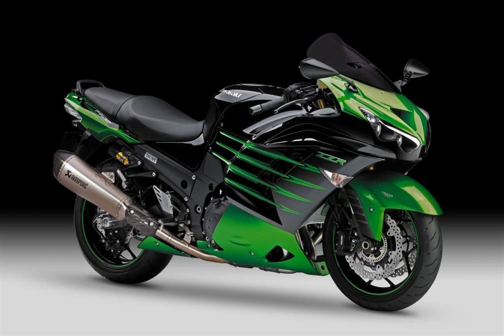 2014 Kawasaki ZZR1400 Performance Sport Edition Launched
