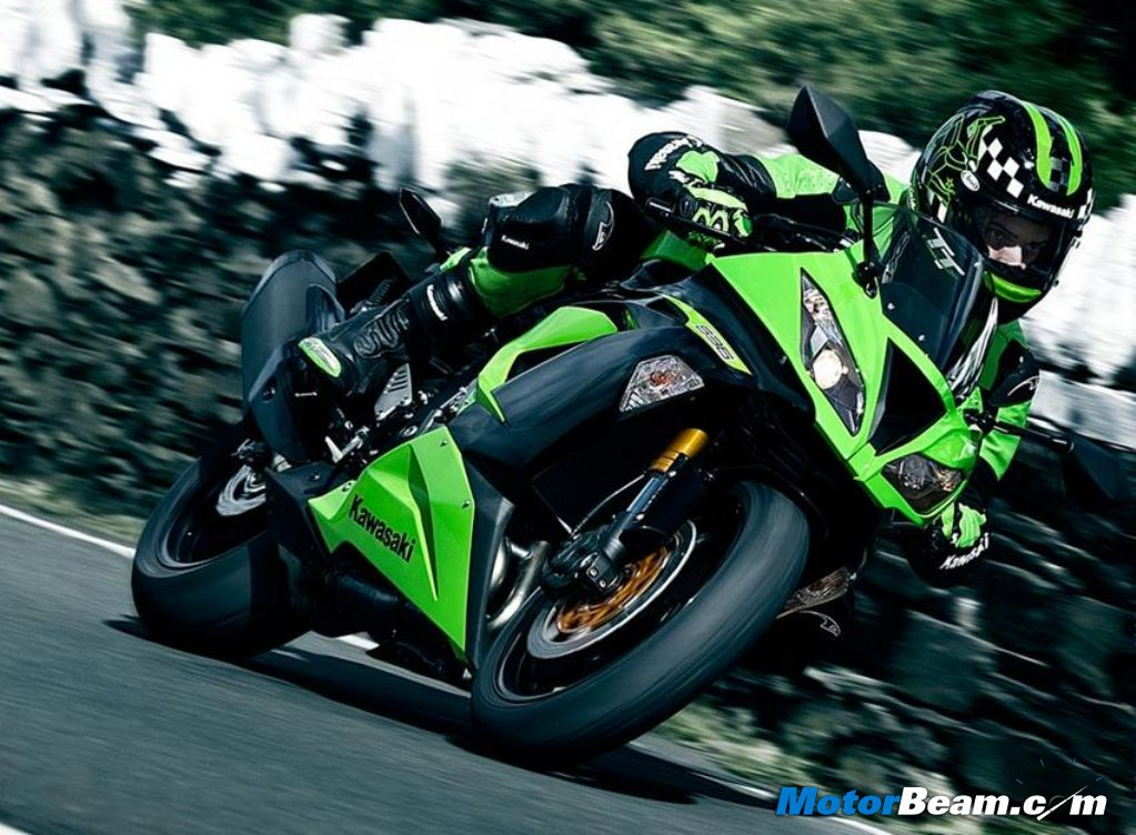 2013 Kawasaki Ninja Zx 6r Pictures And Details