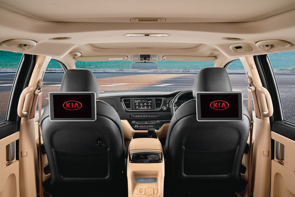 Kia Carnival Screens