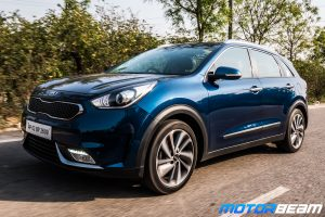 Kia Niro Review Test Drive