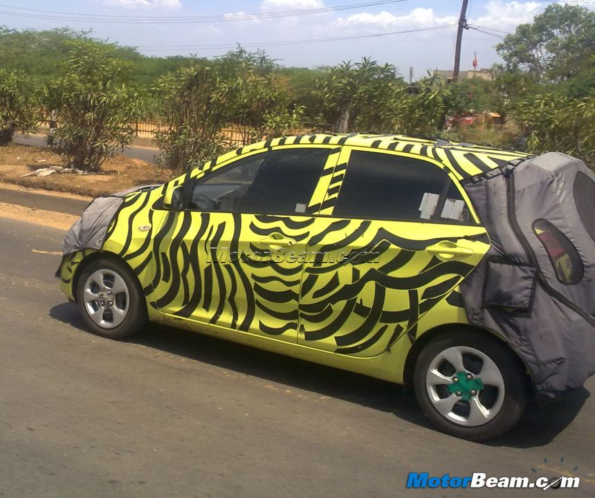 Kia Picanto On Test