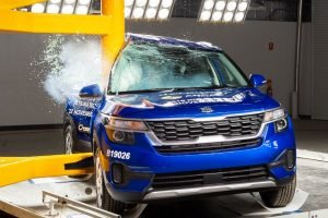 Kia Seltos Crash Test ANCAP