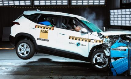 Kia Seltos Global NCAP