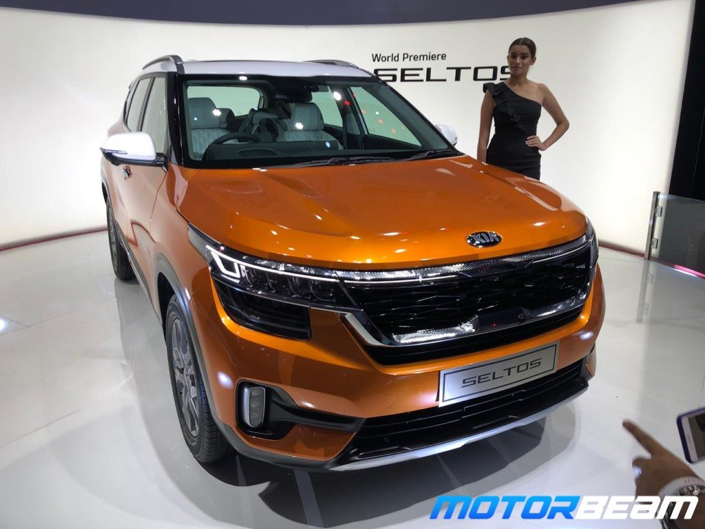 Kia Seltos Specifications