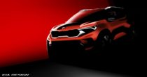 Kia Sonet Official Rendering