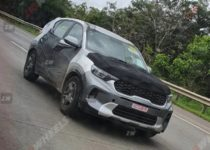 Kia Sonet Production Version