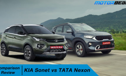 Kia Sonet vs Tata Nexon Hindi