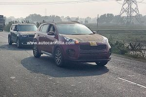 Kia Sportage and Soul Spied