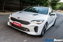Kia Stinger GT Review Test Drive