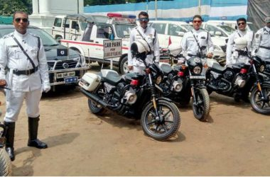 Royal Enfields Replaced With Harley-Davidsons For Kolkata Police