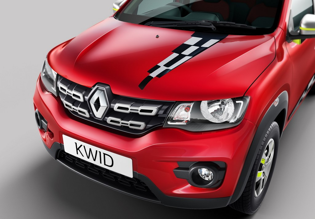 Kwid Live For More 2018 Edition Front