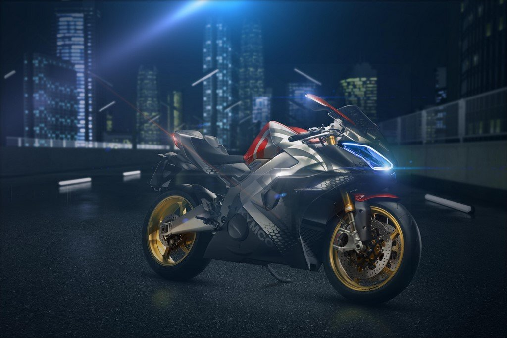 c2c0988a162 Kymco SuperNEX Concept Revealed At EICMA | MotorBeam