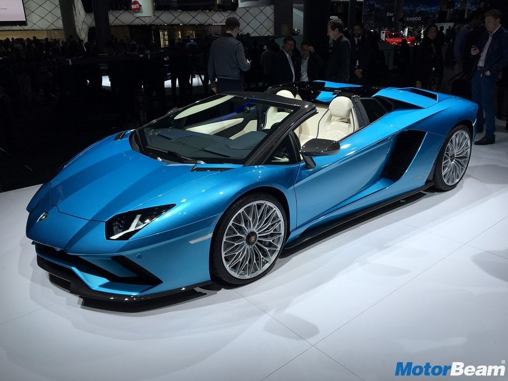 Lamborghini Aventador S Roadster Launched Priced At Rs 5