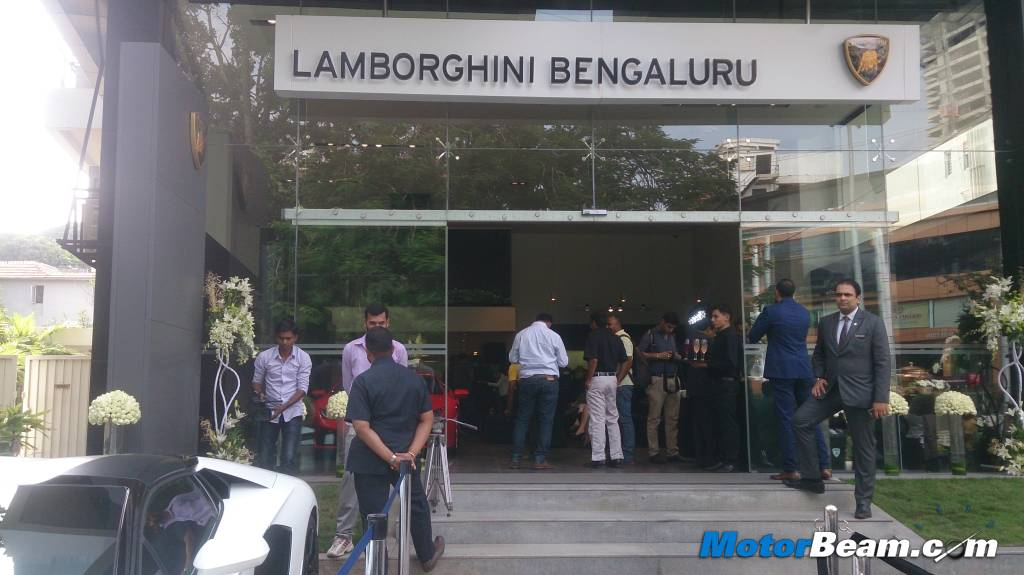 Lamborghini Opens Showroom In Bangalore Interview With Ceo