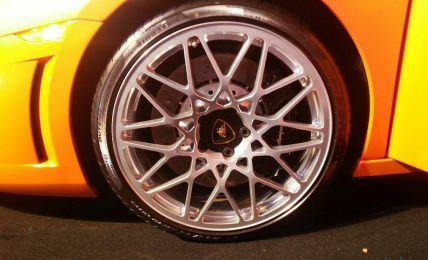 Lamborghini Gallardo LP 550 2 Wheel