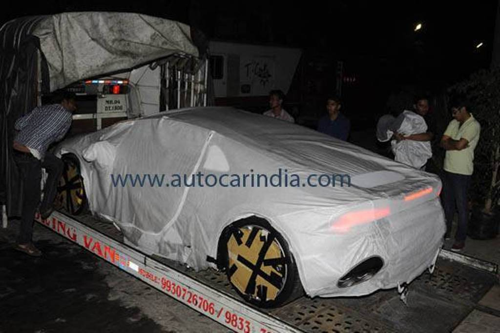 Lamborghini Huracan Previewed In India To Be Priced At Rs 3 43 Crore