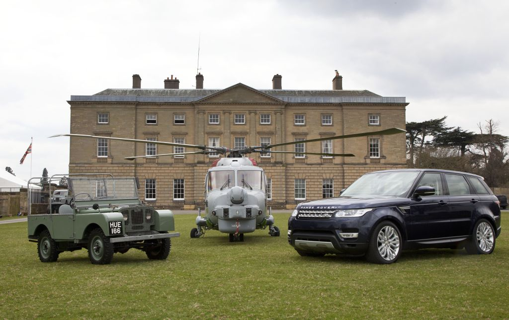 Land Rover 65 Years Celebrations