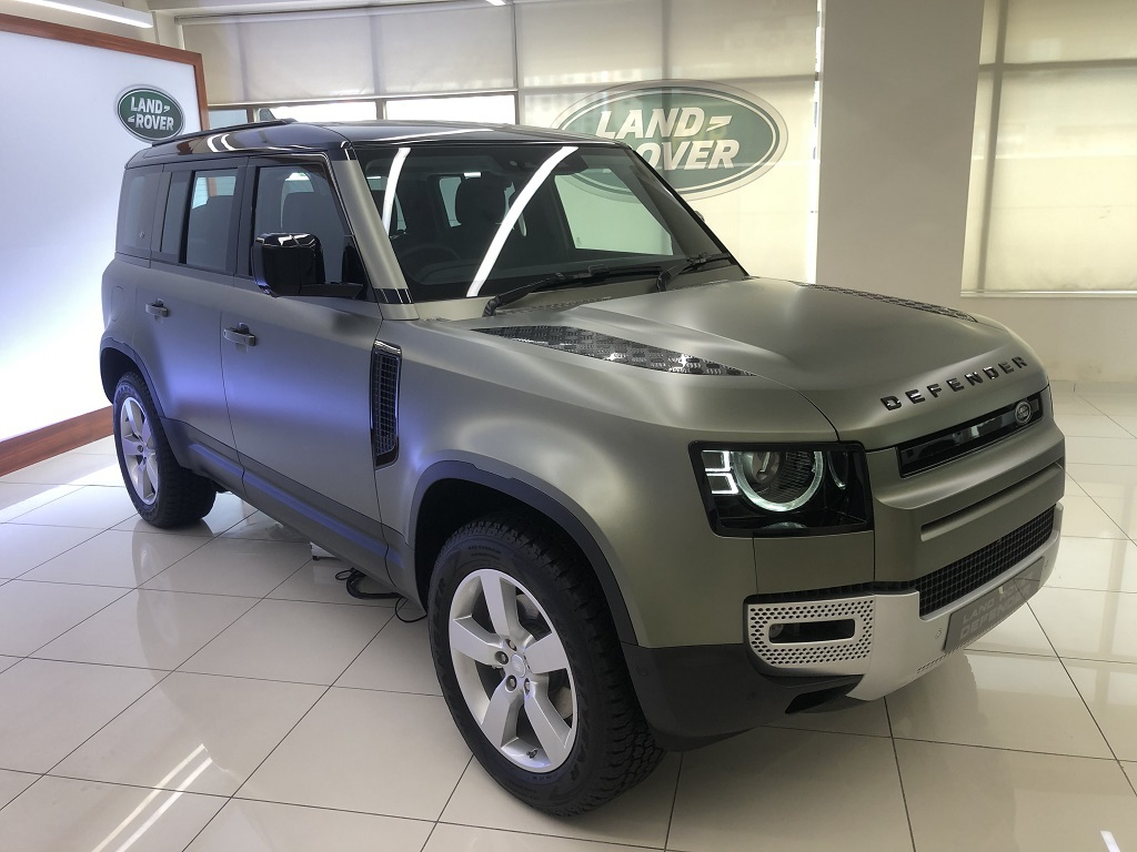 Land Rover Defender 110 First Edition Price
