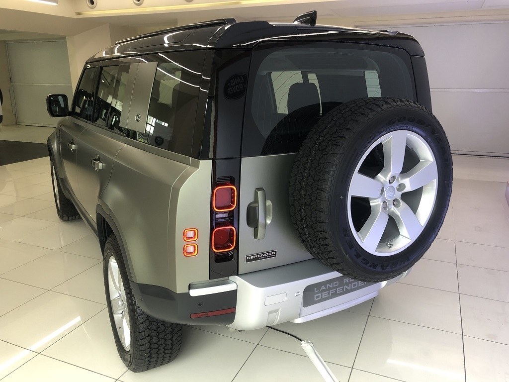 Land Rover Defender 110 First Edition Rear
