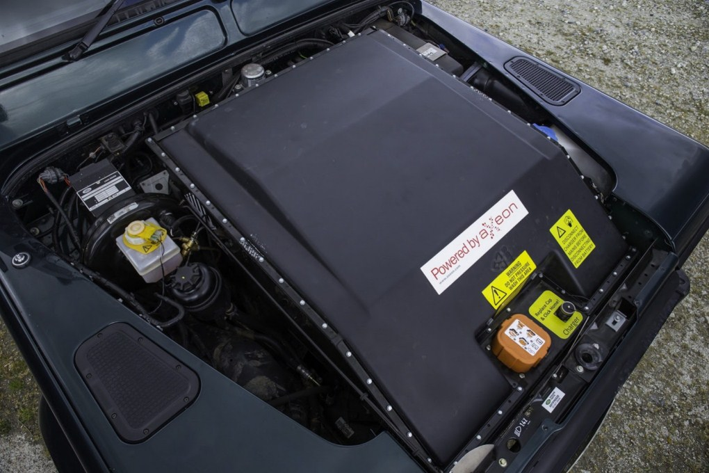 Land Rover Defender All Terrain Electric Battery Pack