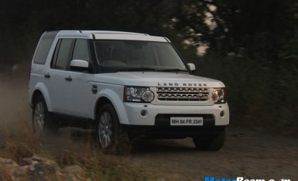 Land Rover Discovery 4 Road Test